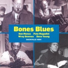 Bones Blues Album Cover