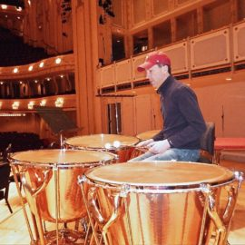 David Herbert – Timpanist Chicago Symphony Orchestra